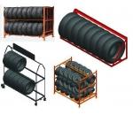 tire-racks-/-displays