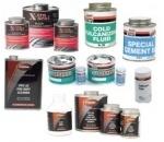 tire-repair-cement/solvent/vulcanizing/gum/talc