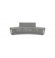 AW100Z AW Series Wheel Weight 1.00oz.-Zinc Qty:25