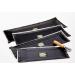 PRG-155 Radial Cloth Black 13.25 x 10.5in. Qty 2