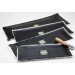PR-160 Radial Cloth Black 34.5 x 10.75in. Qty 1