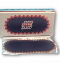 7B Red Edge Tube Patch - Oval Qty/10
