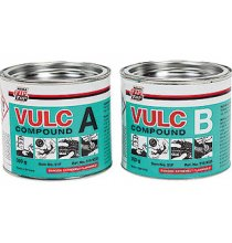 51F A+B Vulc Compound Kit - Flammable