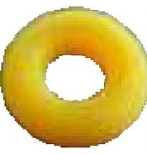 EQIDRING Yellow ID Ring Qty 1