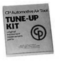 CP8940162816 Chicago Pneumatic Tune-Up Kit