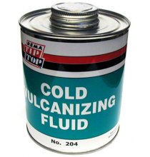 204 Cold Vulcanizing Fluid 32oz. Can