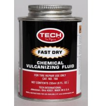 760 8 oz. Chemical Vulcanizing Fluid