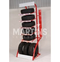 MSTD 35in. Showroom Tire Display