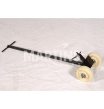 MD 8in. Dolly For Tire Display - On Casters
