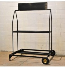 MTD-3T 3 Tiers Tire Display On Casters 60in.