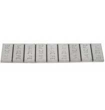 SN200624ST  Adhesive Weights Low Profile .25oz. - Steel