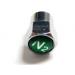 ASN2C Chrome Nitrogen Valve Cap