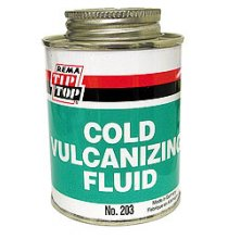 203 Cold Vulcanizing Fluid w/Brush Top