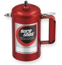 A1000R Sure Shot Pressure Sprayer 32oz. - Red
