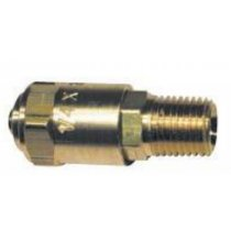 828 Reusable Hose Repair Fitting - Male Pipe Thread