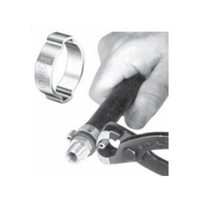 Oc oetiker ear clamps