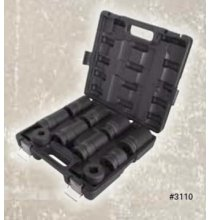 SO3110 1in. DR 10 Piece Truck Impact Socket Set