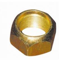 SI889L Grade 8 Disc Wheel Hardware Outer Cap Nut Left-Hand