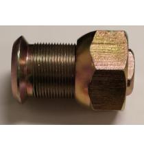 SI304R Grade 8 Disc Wheel Hardware - Outer Cap Nut