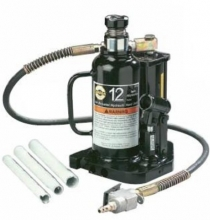 OM18302 Hydraulic Air Actuated Bottle Jack 30 Ton