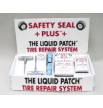 SALPKA Safety Seal Plus - The Liquid Patch