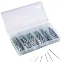 CALATD350 Cotter Pin Assortment 555 Piece