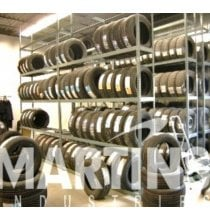 ASMTS925  5-Tiers Tire Shelving
