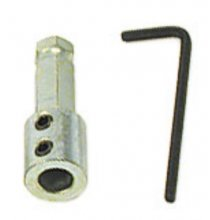 RE5196593 Quick Release Air Buffer Hardware Slow-Speed QR Adapter 3/8in. Shank