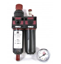 RTFRL250G 1/4in. Lubricator With Gauge