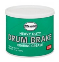 ST3136 Heavy Duty Drum Brake Wheel Bearing Grease
