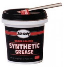 3303 Synthentic Brake And Caliper Grease 12oz.