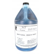 T9-1 No. 9 Whitewall Protective Paint Blue/Green