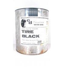 TCD-1 Water Base Tire Paint - 1 Gallon