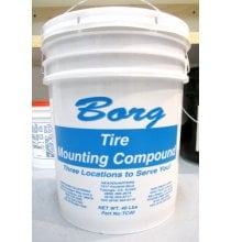 TC-40-7 Standard Tire Mounting Compound 40lbs.