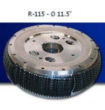 R-115-20 Super Cool Rasp Blade Refill 25pcs.
