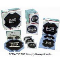 REPN3 Bias-Ply Tire Repair Unit 4in.