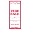 ASTL101 Tire Labels - Tire Sale Qty 500