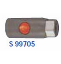 S99705 Push Button Safety Coupler 1/4in. NPT Female