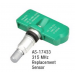 AS17433 TPMS Replacement Sensor 315 MHz