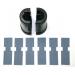 TG11EH Nu-Lock Adapter for 33in. Fiberglass Handle