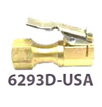 62930-USA Clip-On Air Chuck 1/4in. NPT