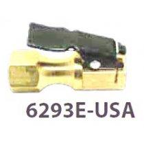 6293EUSA Clip-On Air Chuck 1/4in. NPT