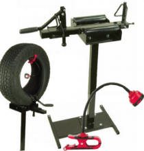 14-987WL HD Tire Spreader with Light