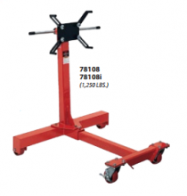 78108i 1250 lb Capacity Engine Stand - Import