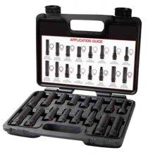 JSP78537 16 Piece Locking Lug Key Set