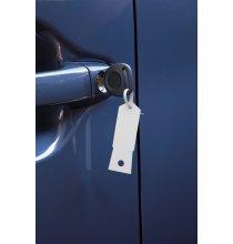99323 Plastic Key Tags Qty 1000