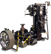 Monty FA 1000 Automatic Tire Changer