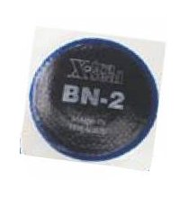11-489 BN2 Bias 2-Ply 3in. Round 20/Box