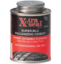 14-511 Heavy Duty Super-Blu Vulcanizing Cement