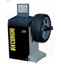650 Corghi Service Pro Wheel Balancer